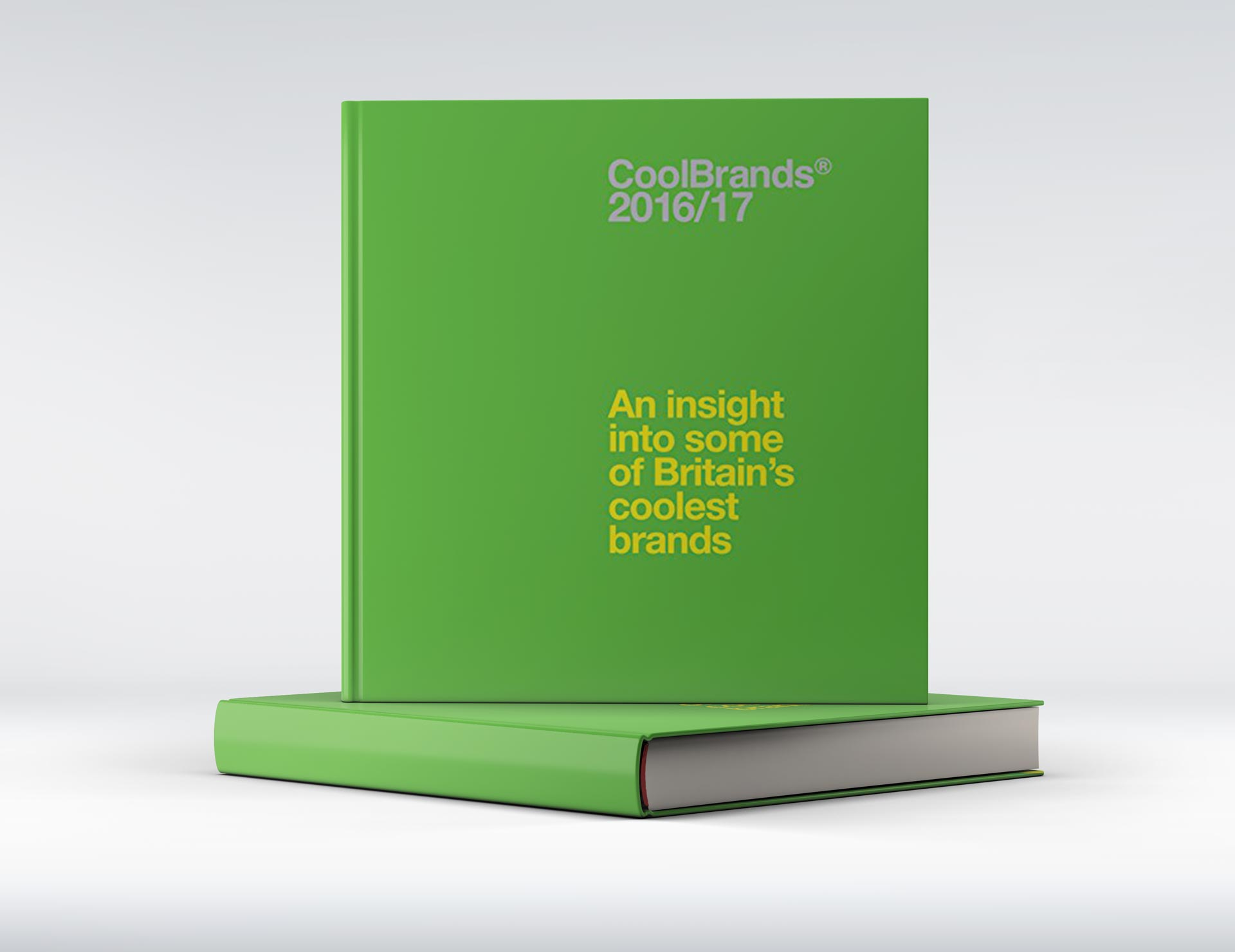 CoolBrands Book